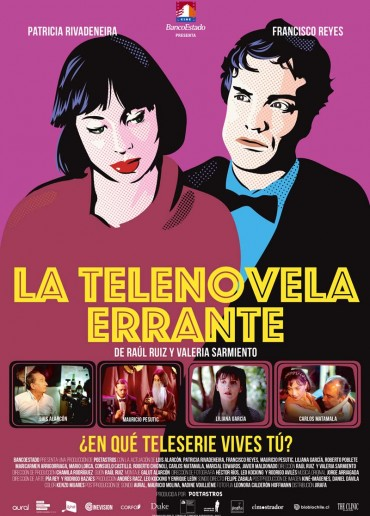 La telenovela errante
