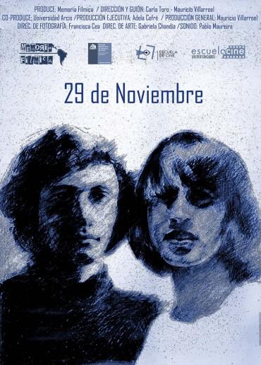 29 de noviembre