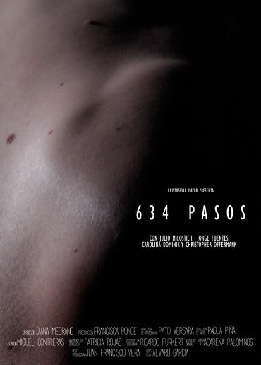 634 pasos