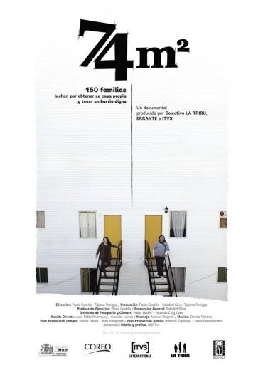 74 m2