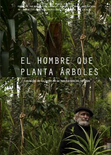 El hombre que planta árboles