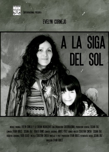 Evelyn Cornejo. A la siga del sol