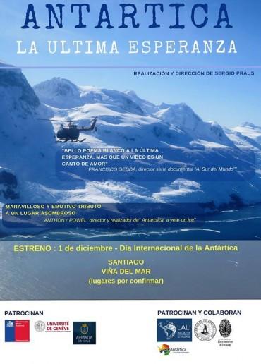 Antártica, la última esperanza