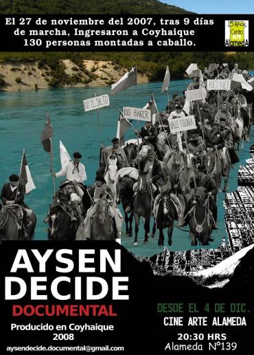 Aysén decide
