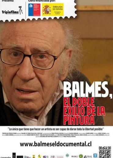 Balmes, el doble exilio de la pintura