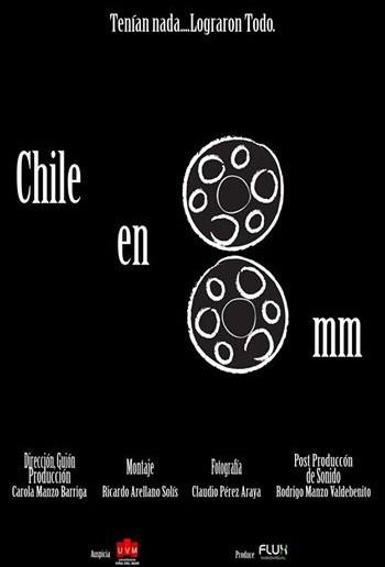 Chile en 8mm