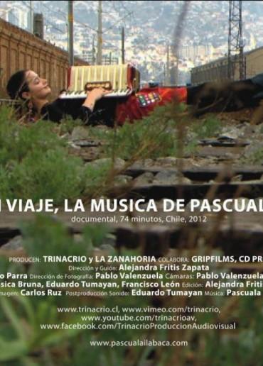 Crear en viaje, la música de Pascuala Ilabaca