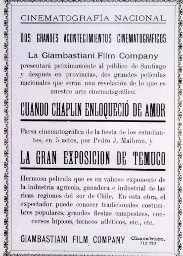 Cuando Chaplin enloqueció de amor