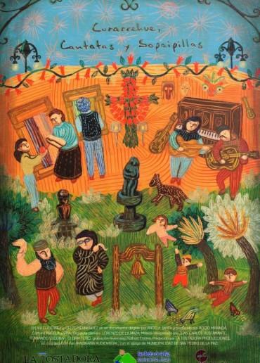 Curarrehue, cantatas y sopaipillas