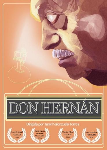 Don Hernán (o el cine como vida)
