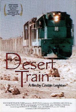El tren del desierto