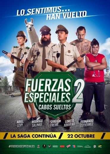 Fuerzas especiales 2