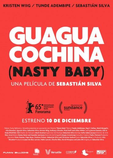 Guagua cochina (Nasty baby)