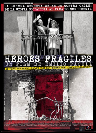 Héroes frágiles