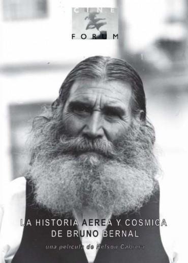 La historia aérea y cósmica de Bruno Bernal