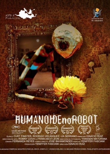 Humanoide no robot