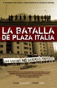 La batalla de Plaza Italia