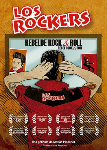 Los Rockers, rebelde rock and roll