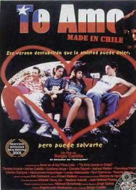 Te amo (Made in Chile)
