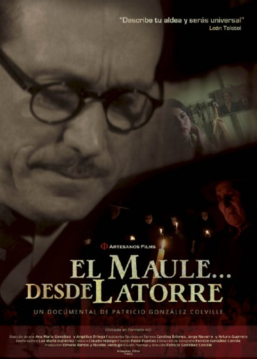 El Maule… desde Latorre