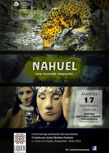 Nahuel, Una Leyenda Mapuche