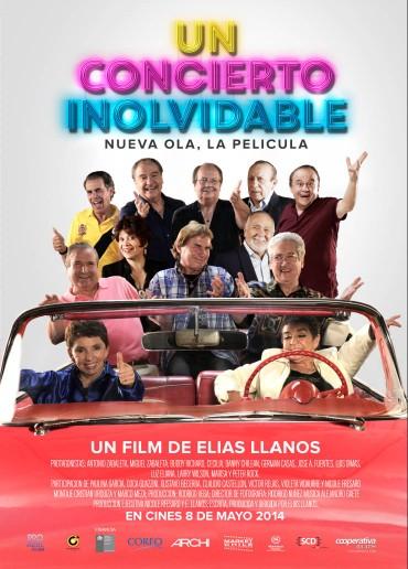 Un Concierto Inolvidable: Nueva Ola, la película