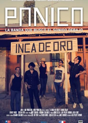 Pánico: La banda que buscó el sonido debajo