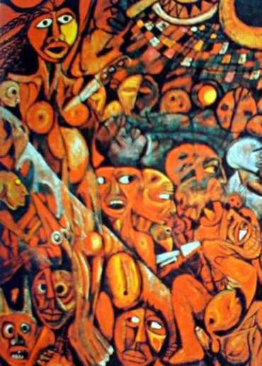 Pintores Mozambicanos