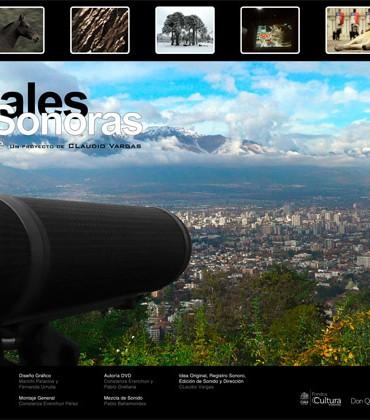 Postales Sonoras, Santiago de Chile