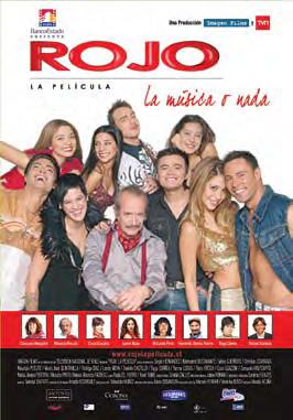 Rojo, la película