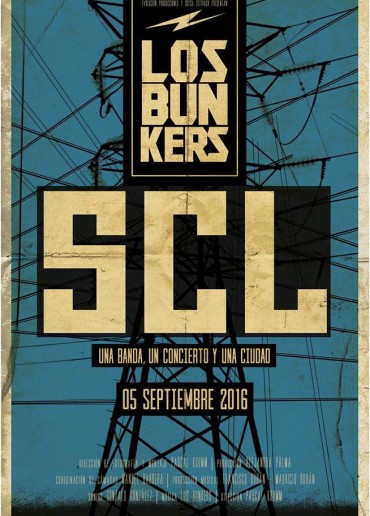 Los Bunkers: SCL