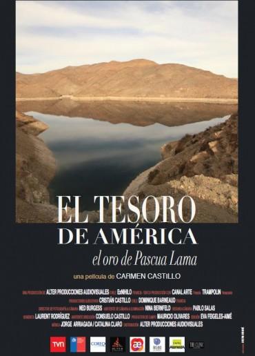 El tesoro de América – El oro de Pascua Lama