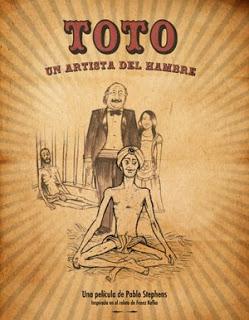 Toto, un artista del hambre