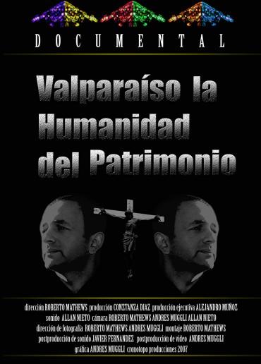 Valparaíso la Humanidad del Patrimonio