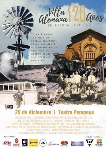 Villa Alemana, 120 años en eterna juventud