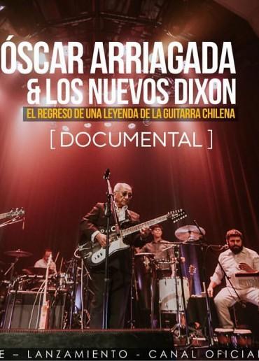 El regreso de una leyenda de la guitarra chilena