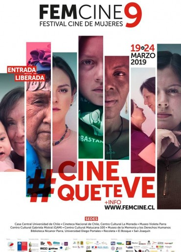 9º Festival de Cine de Mujeres, Femcine