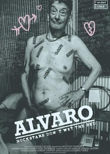 Álvaro: Rockstars don't wet the bed