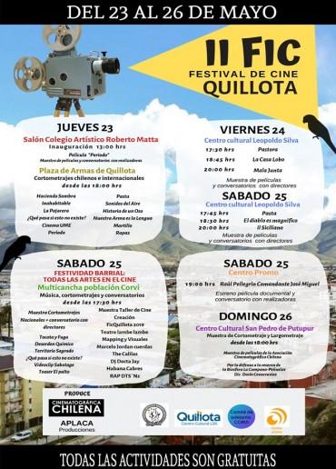 2º Festival Internacional de Cine de Quillota