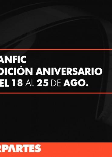 SANFIC 15. Santiago Festival Internacional de Cine