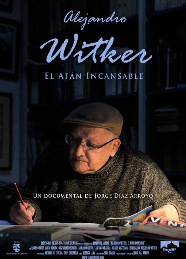Alejandro Witker: el afán incansable