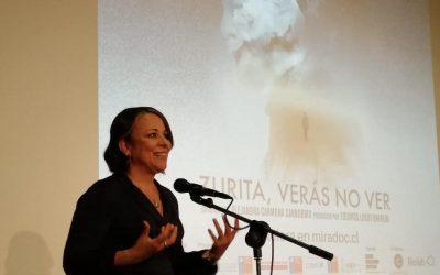 Entrevista a Alejandra Carmona, directora de Zurita, verás no ver