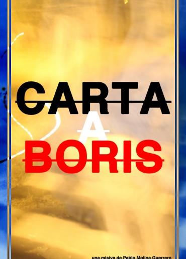 Carta a Boris