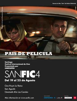 SANFIC 4. Santiago Festival Internacional de Cine
