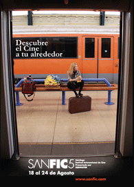 SANFIC 5. Santiago Festival Internacional de Cine