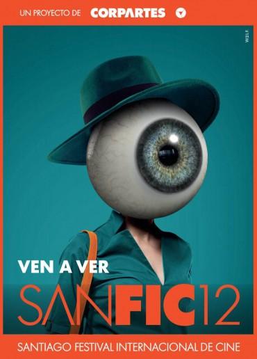 SANFIC 12. Santiago Festival Internacional de Cine