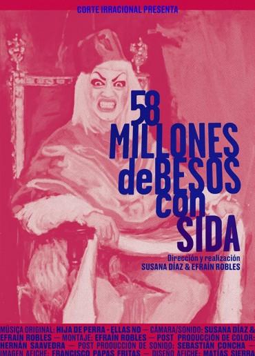 58 millones de besos con SIDA