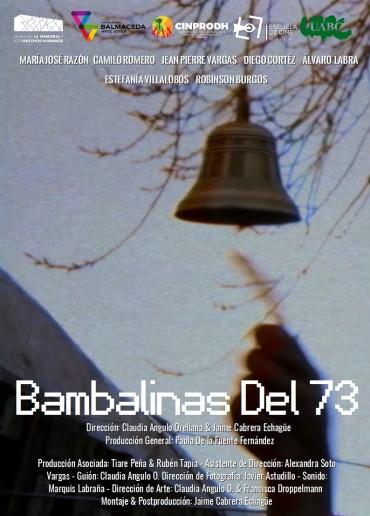 Bambalinas del 73