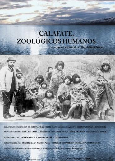 Calafate, zoológicos humanos