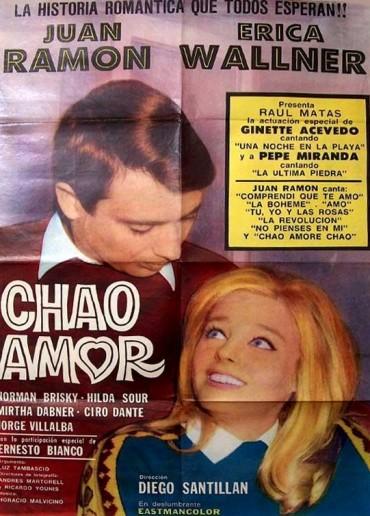 Chao amor (Ciao, amore, ciao)